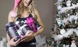 Lais DeLeon, una brasileña emocionada por la Navidad (2)