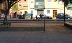 Las bicicletas no pueden ir por las aceras, sino por carriles señalizados (15)