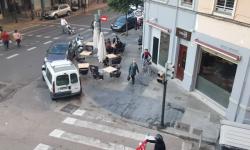 Las bicicletas no pueden ir por las aceras, sino por carriles señalizados (9)