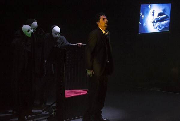 Les Arts presenta 'Esta tragedia de Macbeth', una adaptación de la tragedia de Shakespeare para jóvenes.
