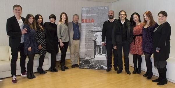 Les Arts presenta 'Silla', de Händel, en una nueva producción propia.
