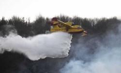 Los bomberos continúan luchando contra los incendios de Asturias, Cantabria y Navarra.