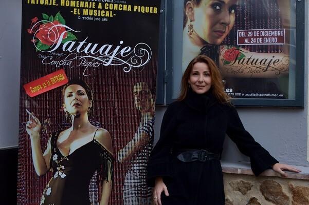 Los grandes temas de la copla vuelven con el homenaje a Concha Piquer en 'Tatuaje'. (Foto-R.Fariña).