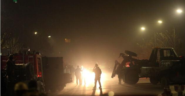 Los talibanes habían asumido la responsabilidad del ataque.
