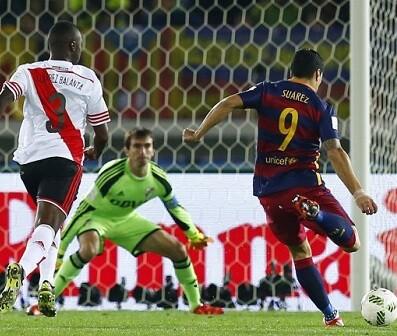 Luis Suárez sentenció con sus goles la final.