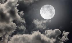 Luna llena protagoniza la Navidad después de 38 años y no se repetirá hasta el año 2034.