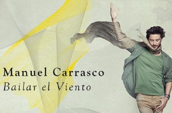 Manuel Carrasco presentará su nuevo disco en Valencia en febrero.