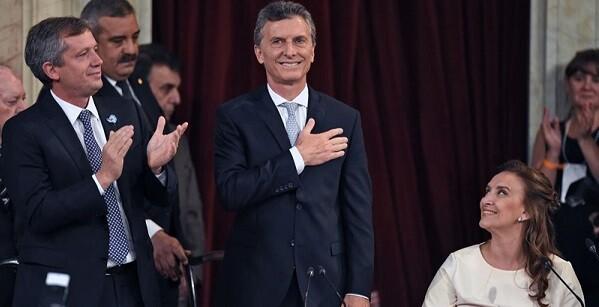 Medios de todo el mundo se acercaron a Buenos Aires para cubrir el histórico acto.