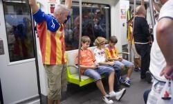 Salida futbol Valencia Barcelona 21-09-11