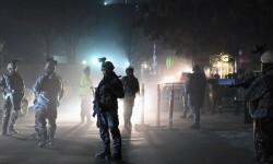 Muere un policía español en un ataque talibán en Kabul.
