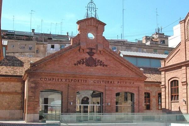 Multideporte en La Petxina.