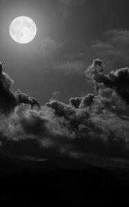 No se producirá otra luna llena en Navidad hasta 2034.