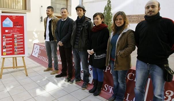 Por quinto mes consecutivo, el Centro Cultural las Aulas participa en el calendario cultural.