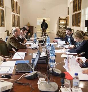 Reunión cooperación internacional. (Foto-Abulaila)