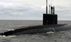 Rusia atacó al Estado Islámico con misiles disparados desde un submarino.