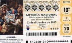 Sorteo de Navidad 2015 loteria
