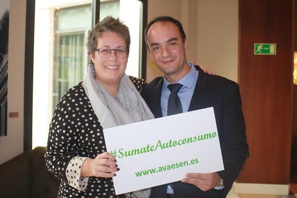 #SumateAutoconsumo, la campaña en favor del sector de AVAESEN.