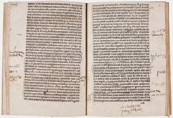 Tratado de la sífilis de Gaspar Torrella. 1500.
