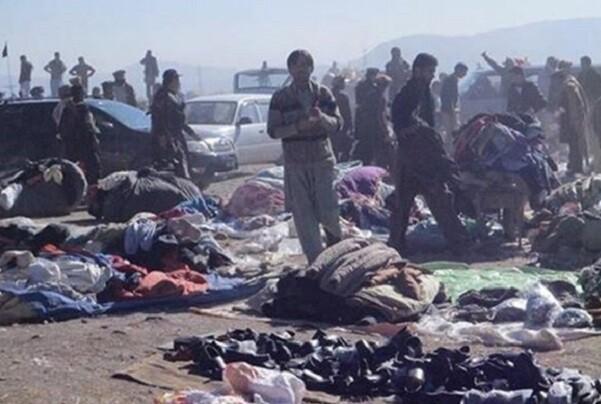 Una explosión en un mercado de Pakistán deja al menos 15 muertos.