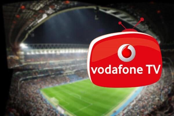 Vodafone lanza un nuevo paquete de televisión con toda la Liga BBVA y la Copa del Rey.