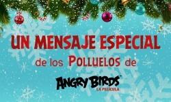 ANGRY BIRDS LA PELÍCULA. Villancico