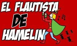 Contes infantils El flautista de Hamelin