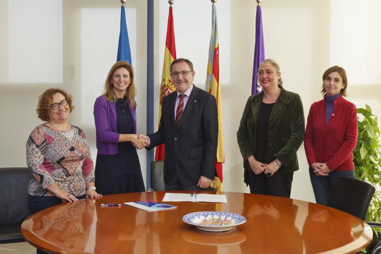 Conveni Isonomia-Ajuntament Castelló