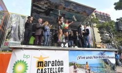 entrega premios maraton cat 2