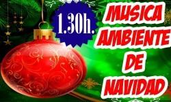 Música ambiente de navidad, canciones navideñas, villancicos