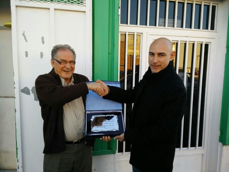reunión del Comité Ejecutivo de la Confederacion de Autónomos del Taxi de la Comunidad Valenciana en Castellón.