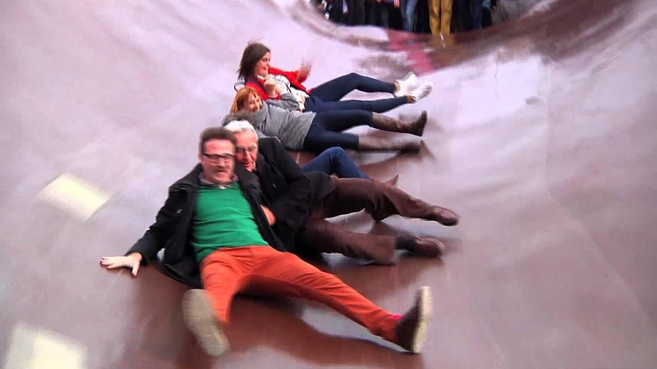 """Ribó promocionará la aventura de Gulliver """"no solo en el Google Maps"""""""