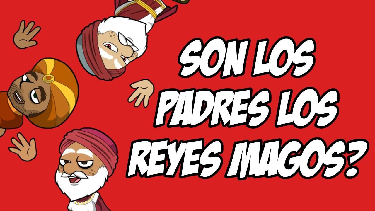 ¿Son los padres los Reyes Magos?