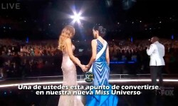 Upss, dame la corona, ¡tú no eres Miss Universo!