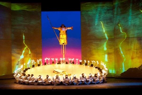 'El anillo del Nibelungo' de Les Arts con puesta en escena de La Fura dels Baus viajará a Taiwan.