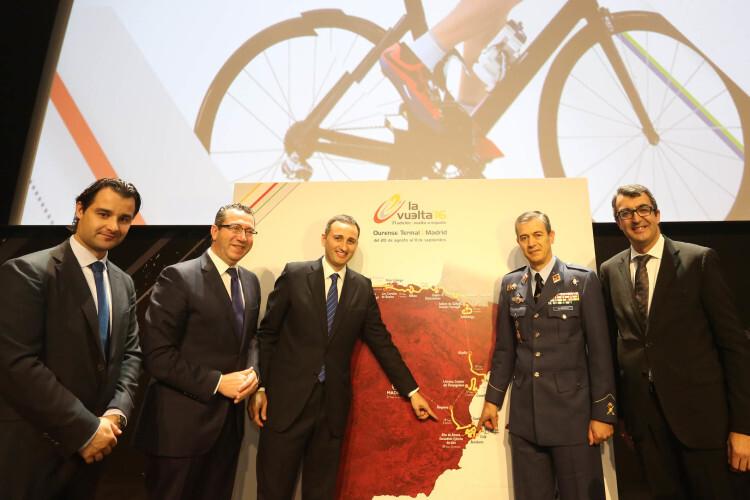 010916 Presentacion Vuelta Ciclista 2016 02