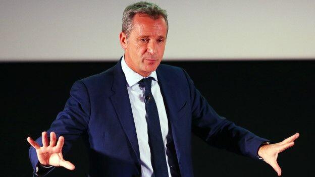 """Chris Kermode, presidente de la ATP, cree que el arreglo de partidos ocurre a un nivel """"increíblemente pequeño""""."""