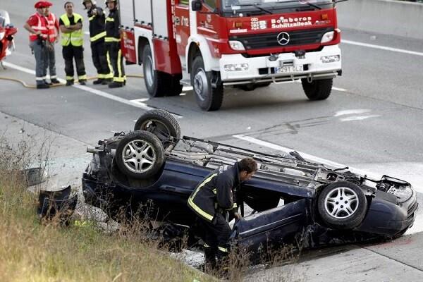32 personas pierden la vida en las carreteras españolas durante las vacaciones navideñas.