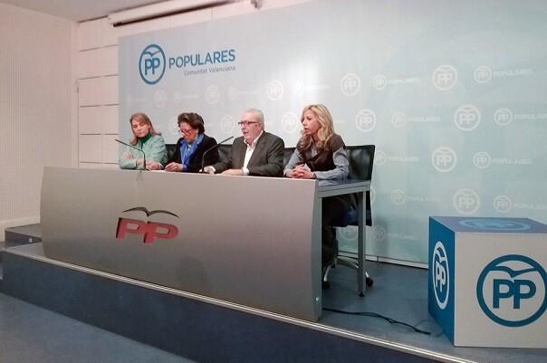 """Agramunt (PP), """"Detrás de la cesión de senadores de la Comunitat a ERC subyace la idea de los Países Catalanes""""."""