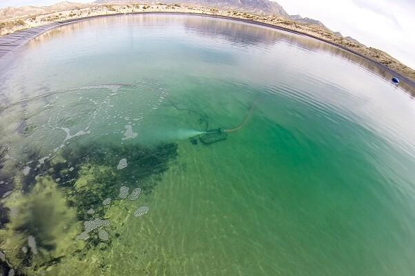 Aguas de Alicante apuesta por la economía circular con un innovador sistema para el almacenamiento de agua no potable.
