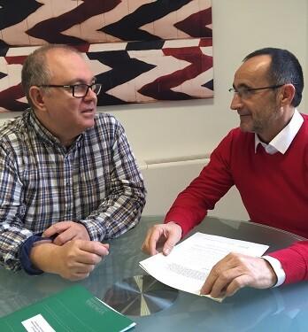 Ambos han declarado la intención de crear un convenio de colaboración.