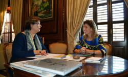 Amparo Marco y Patricia Puerta_Pla Estratègic Turisme