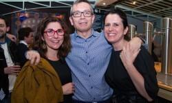 Anabel Navas, Steve Anderson, Alicia López
