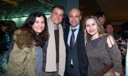 Angela Valero de Palma, Juanele Llorens, Nacho Catalá, Coque Ruz