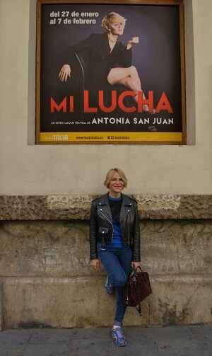 Antonia San Juan trae ' class=