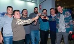 Bierwinkel reune a empresarios, políticos, artistas, y cerveceros en la presentación de Zeta Beer (13)