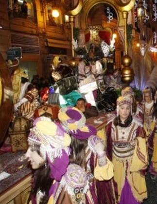 Cabalgata de Reyes del pasado año.