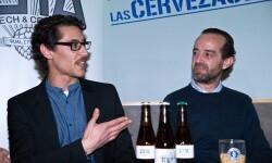 Carlos Ramada y Paco Valls