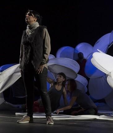 Carlus Padrissa y la compañía teatral catalana ultiman su reencuentro con el público de Valencia.