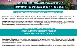 Cartel Final Vive Ahora Talent