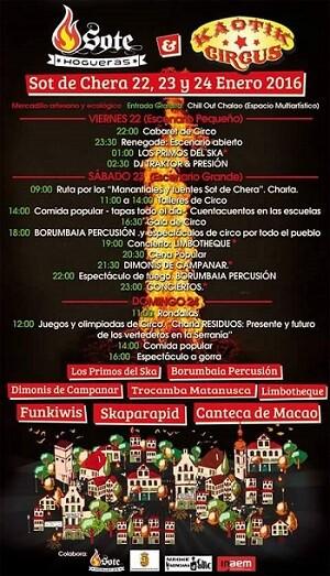 Cartel del evento. (Foto-Valencia Noticias).